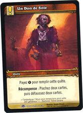 World of Warcraft n° 314/319 - Un don de Soie