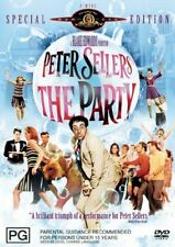 The Party (DVD, 2005 release, 2-Disc Set)