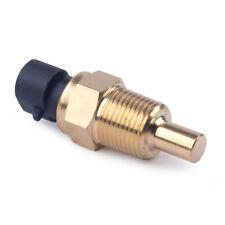Coolant Temperature Sensor Water Temp Fit for Buick Reatta ISUZU 12146312 Gold