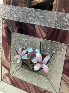 Stained Glass  Lighting  Window Panel 24x22