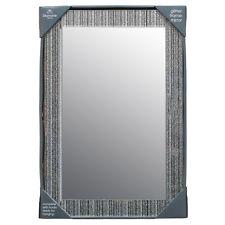 NUOVA CORNICE GLITTER SPECCHIO camera/bagno utilizzare Dimensioni: 40 x 60cm (ca.)