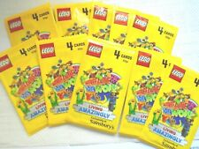 Lego Create The World 2020 Official Collectors Cards X 48 CARDS = 12 New Packets