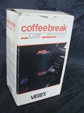 Coffeebreak car design Bertone macchina da caffè Velox per auto Fiat Lancia