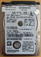 """HGST 320GB Thin HDD 2.5"""""""