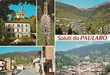 # PAULARO: SALUTI DA  - 5 VEDUTE