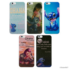 Lilo & Stitch Silicone Gel Case/Cover for Apple iPhone 5/5s/SE Screen Protector