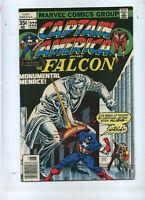 Captain America 222 VF (1968) Marvel *CBX5A