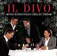 IL DIVO ( NEW SEALED CD ) THE CHRISTMAS COLLECTION ( XMAS )