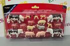 Britains 43096, 17 Mixed Farm Animal Figures Value Set Pack - NEW, Boxed