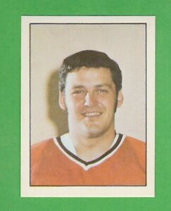 1972 Swedish Semic hockey WC / Olympics #175 Bernie Parent Philadelphia Flyers