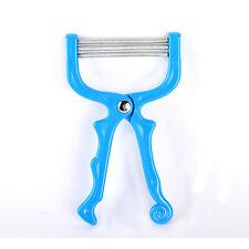 Facial Hair Epilator Hair Removal Device Spring visage Hate Shaving Épilateur