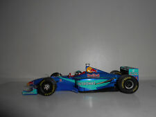 SAUBER PETRONAS C17 14-J.ALESI 1998 MINICHAMPS 1:43 NOT BOX LOOK PICTUR