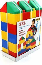 Wader Building Bricks ( XXL 36 Pieces) Large Construction