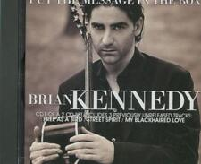 Brian Kennedy(CD Single)Put The Message In The Box-New