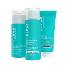 Paula's Choice CLEAR Regular Strength Acne Travel Kit, Redness Relief.