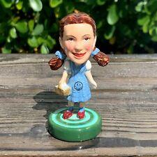 "Dorothy Westland Wizard Of Oz Bobble Head 4"" Tall 17090 Turner Entertainment"