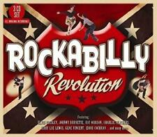 Rockabilly Revolution: The Absolutely Essential 3 CD Collection - Vari (NEW 3CD)