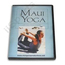 Hawaiian Maui Beach Yoga Dvd Darin Candler Bikram Chaudhuryat Indian exercise