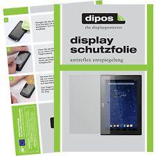 2x Acer Iconia Tab 10 A3-A30 Schutzfolie matt Displayschutzfolie Folie dipos