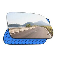 Right convex mirror glass Skoda Octavia Mk2 2004 - 2009 3RS