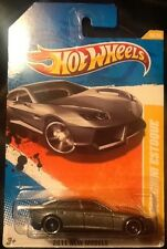 Hot Wheels 2011 Lamborghini Estoque Grey 1:64 Diecast MINT