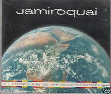 Emergency On Planet Earth by Jamiroquai (CD Sony Music, Import, 1993)