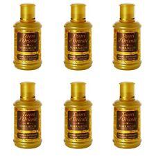 6 Pièces Tesori D'Orient Marrakech Ambre et Safran Parfum 100 ML