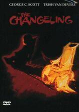 The Changeling (DVD, 2000, SNAP CASE WS) George C. Scott, Trish Van Devere  LN