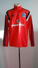 Football jacket Top soccer Scotland Training 2014/2015 Adidas jersey Sweatshirt