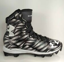 Under Armour Highlight Lacrosse Football High Top Cleats Youth 2.5