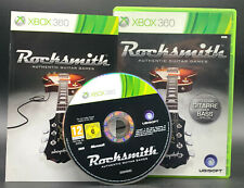 "X-BOX 360 SPIEL "" ROCKSMITH Authentic Guitar Games (nur Software)"