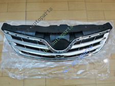 For Toyota Corolla 2011-13 NEW Chrome ABS Front j Bumper Center Grille Air Vent
