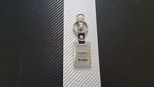 Porte-clés TOUT CHROME AUDI A1 A2 A3 A4 A5 A6 A7 A8 Q3 Q5 Q7 SLINE S1 etc