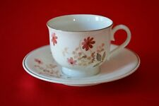 Noritake  Versatone Outlook Dinnerware Tea Cup & Saucer