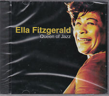 CD 12T ELLA FITZGERALD QUEEN OF JAZZ NEUF SCELLE 2005