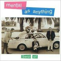 MENTAL AS ANYTHING Best Of CD BRAND NEW Greatest Hits
