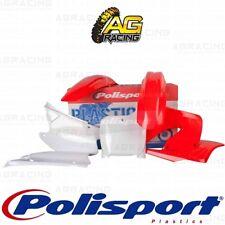 Polisport Plastics Box Kit For Honda CR 125R CR 250R OEM Colour Kit 2000-2001