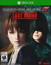 Dead or Alive 5: Last Round Microsoft Xbox One New!!!