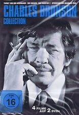DOPPEL-DVD NEU/OVP - Charles Bronson Collection - 4 Filme