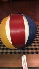 Rare Longaberger Circus Ball Gathering Collectors Club colorful