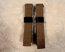 Golf Push/Pull Golf Cart Replacement Straps The Duffer Strap Beige