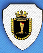 HMS WITHERINGTON WALL SHIELD