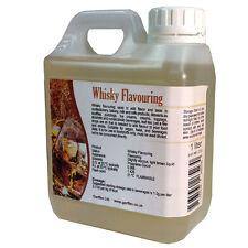 Whisky arôme 1L ajouter de la saveur et le goût de vos aliments & boissons