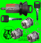 Ford F150 97-04 Heritage Ignition Switch Lock Cylinder Door Tailgate Set 3 Keys