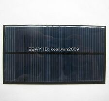 7.5V 220mA 1.65W solar panel PV solar power PCB panels small solar panel 6v batt
