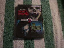 Night of the Living Dead/The Terror (Dvd), Double Feature, Jack Nicholson New