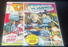 CABLE FULL SET 1-2 (9.8) 2 ISSUES MARVEL