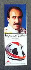 G593-Advertising Pubblicità-1980 - JEB'S HELMETS & REGAZZONI