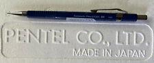 Pentel Sharp P205 Navy Blue Automatic Pencil 0.5 mm Pencil   Limited Edition