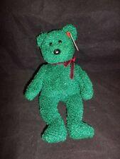 TY BEANIE 2001 CHRISTMAS HOLIDAY BEANIE BABY BEAR (LAST ONE) VHTF TEDDY BEAR